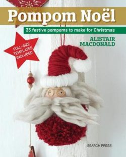 Pompom Noel: 33 Festive Pompoms to Make for Christmas