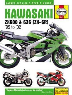 Kawasaki ZX-6R Ninja Service And Repair Manual