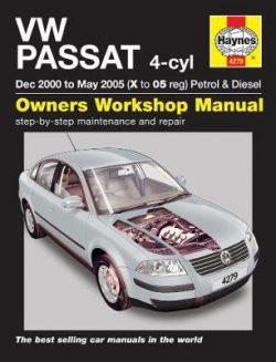 VW Passat Petrol And Diesel Service And Repair Man: 00-05