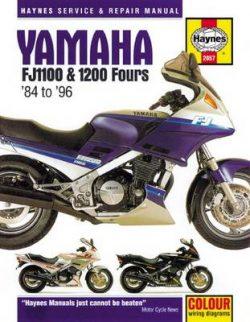 Yamaha Fj1100 & 1200 Fours: 84-96