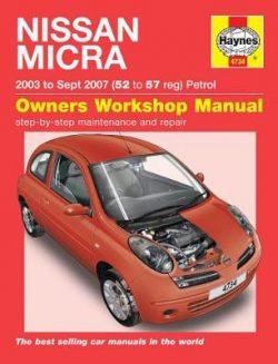 Nissan Micra: 03-10
