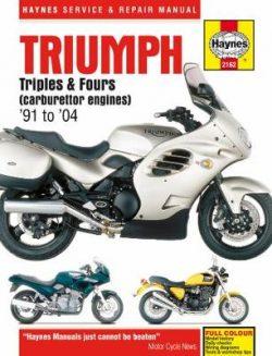 Triumph Triples & Fours: 91-04