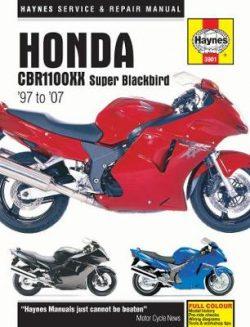 Honda CBR1100Xx Super Blackbird: 97-07