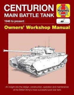 Centurion Tank Manual