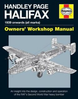 Handley Page Halifax Manual: 1939-52 (all marks)