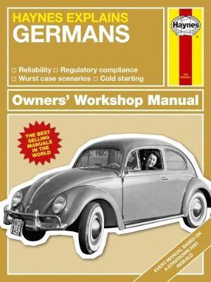 Germans: Haynes Explains