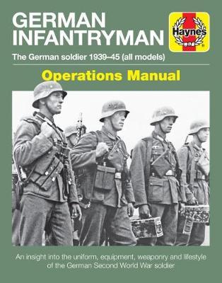 German Infantryman Manual