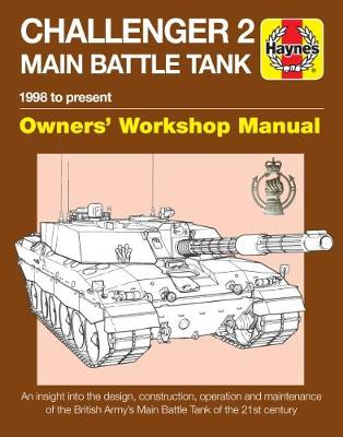 Challenger 2 Main Battle Tank Manual