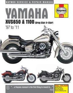 Yamaha Xvs650 & 1100 Drag Star/V-Star (97 – 11)