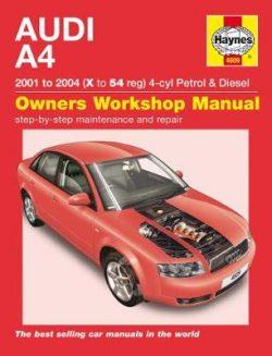 Audi A4 2001-2004 Repair Manual