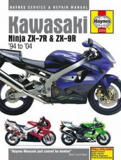 Kawasaki ZX-7R Ninja Service And Repair Manual