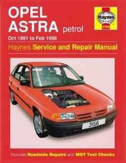 Opel Astra Petrol