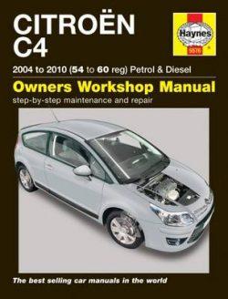 Citroen C4 2004-2010 Repair Manual