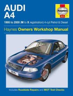 Audi A4 Owners Workshop Manual: 95-00