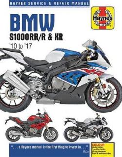 BMW S1000RR/R & XR 2010-2017 Repair Manual