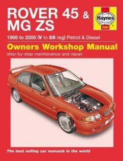 Rover 45 / MG ZS 1999-2005 Repair Manual