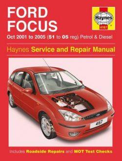 Ford Focus Petrol and Diesel Service and Repair Manual: 2001 to 2005