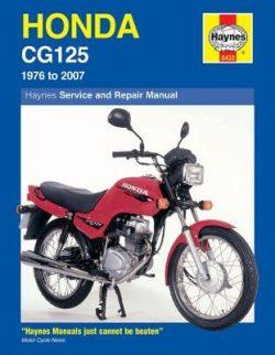 Honda Cg125 (76 – 07)