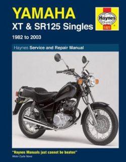 Yamaha Xt & Sr125 (82 – 03)