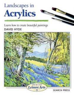 Art Handbooks: Landscapes in Acrylics