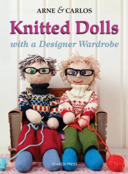 Knitted Dolls with a Designer Wardrobe