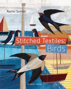 Stitched Textiles: Birds