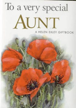 To a Very Special Aunt