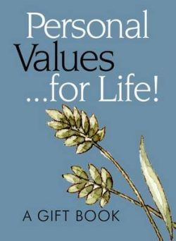 Personal Values … for Life!