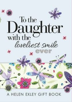 To the Daughter with the Loveliest Smile Ever