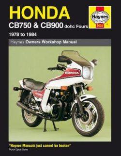 Honda CB750 & CB900 Dohc Fours (78 – 84)