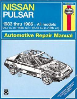 Nissan Pulsar (83 – 86)