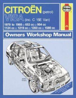 Citroen Visa Petrol (79 – 88) Up To F