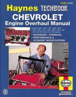 Chevrolet Engine Overhaul Manual