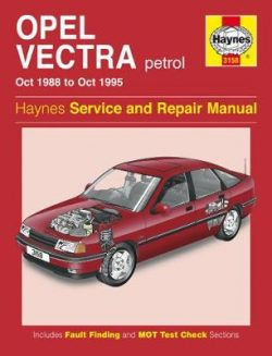 Opel Vectra Petrol (Oct 88 – Oct 95)