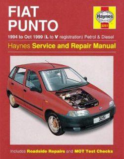 Fiat Punto Petrol & Diesel (94 – Oct 99) L To V