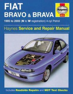 Fiat Bravo & Brava Petrol (95 – 00) N To W