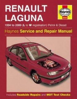 Renault Laguna 1994-2000 Repair Manual