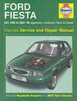 Ford Fiesta (95-01) Service and Repair Manual