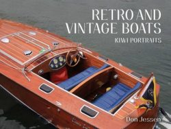Retro and Vintage Boats: Kiwi Portraits