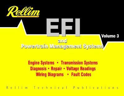 Efi & Powertrain Management: Volume 3