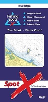 Tauranga Fishing spots