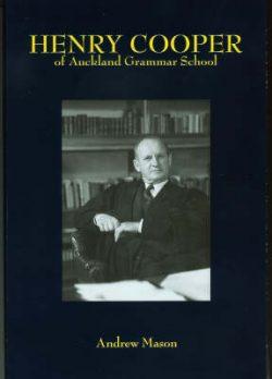 Henry Cooper of Auckland Grammar School