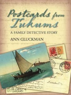 Postcards from Tukums: A Family Detective Story