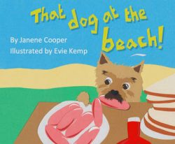 That Dog at the Beach