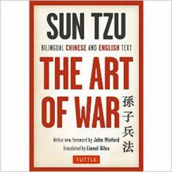 Sun Tzu's 'Art of War': Bilingual Chinese and English Text