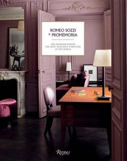Romeo Sozzi and Promemoria: The Designer Behind the Most Beautiful Furniture in the World
