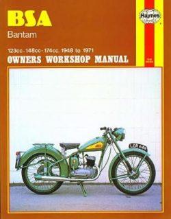 BSA Bantam (48 – 71)