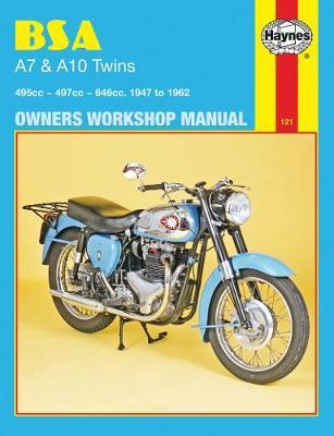 BSA A7 & A10 Twins (47 – 62)