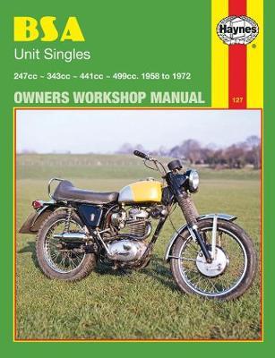 BSA Unit Singles (58 – 72)