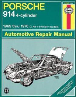 Porsche 914 (4-Cyl) (69 – 76)